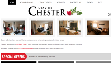 Stay In Chester